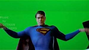 Gag Reel 'Superman Returns' Behind The Scenes - YouTube