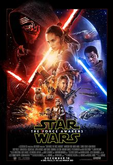 Star Wars The Force Awakens Wikipedia