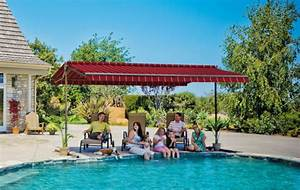 Sunsetter Manual Retractable Awning 10 X 9 Ft  900xt Model