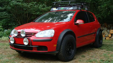 volkswagen rabbit truck lifted lifted mkv golf expedition portal