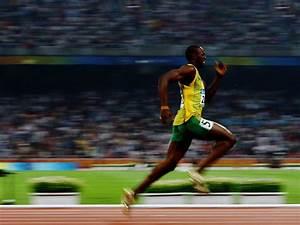 Could Symmetrical Knees Be The Secret To Usain Bolt U0026 39 S
