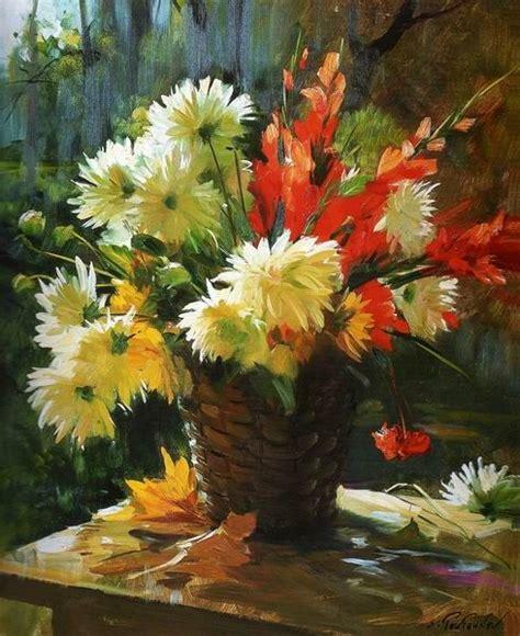 serguei toutounov fleurs pinterest tableau fleurs