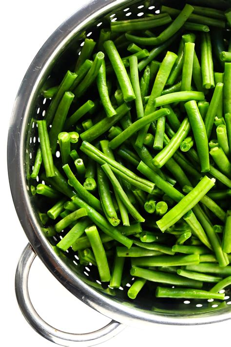 healthy green bean casserole recipe gimme  oven