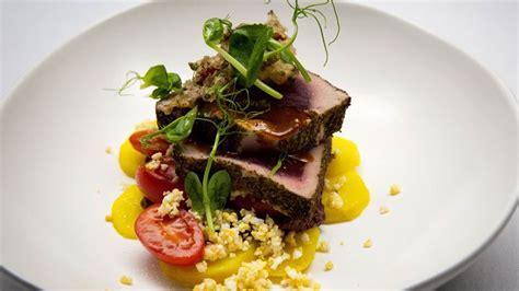 Modern Australian Tuna Nicoise