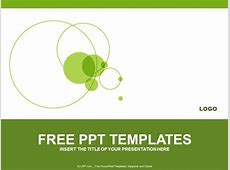 Green Circle PowerPoint Templates Design + Download Free