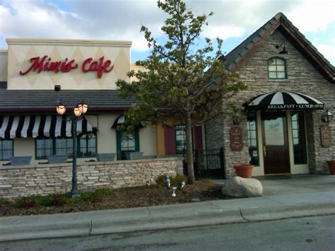 Omaha Driver Entertainment Guide » Mimi's Cafe