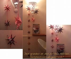 Origami Boule De Noel : diy une toile en origami pour no l ~ Farleysfitness.com Idées de Décoration