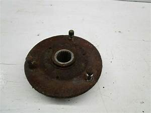 84 Yamaha Ytm 225 Dx Used Left Or Right Rear Wheel Hub 5v7
