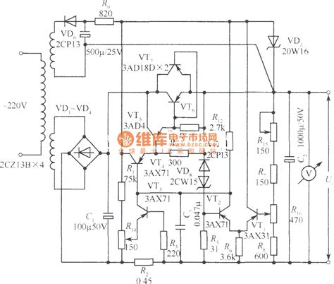 Uc3845 Smps Circuit