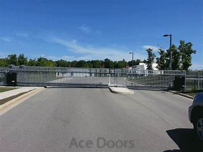 Gate Sliding Industrial Gates Driveway Openers Commercial