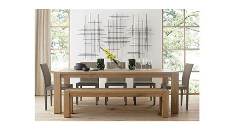 crate and barrel dining room table enlarge product image size reduce product image size