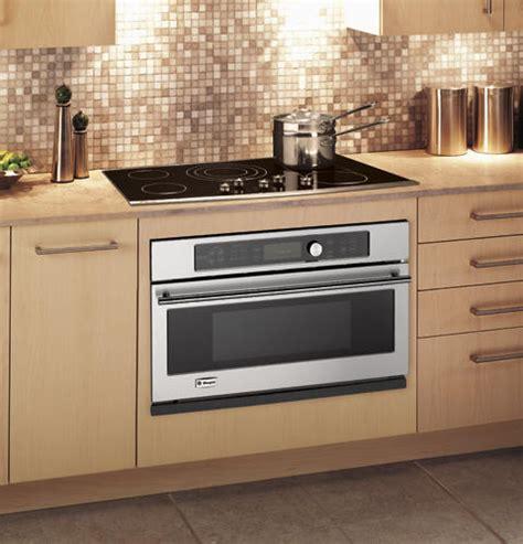 zscnss ge monogram built  oven  advantium