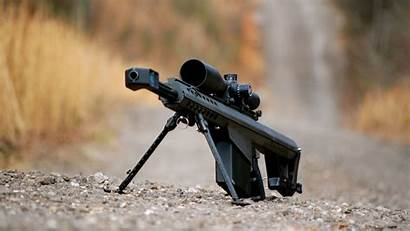 Sniper Barrett Rifle M82 4k Wallpapers Anime