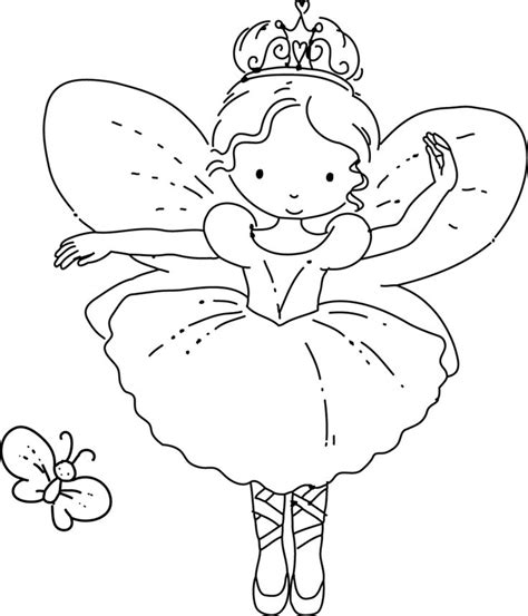 ballerina coloring pages coloringpages