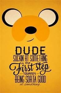Adventure Time Jake Quotes. QuotesGram