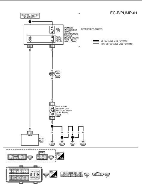 nissan micra wiring diagrams 2003 2005 14 pdf