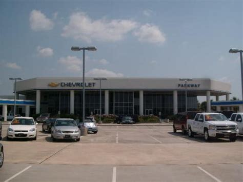Parkway Chevrolet  Tomball, Tx 773757730 Car Dealership