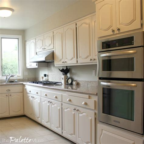 cost to have kitchen cabinets painted the best way to paint kitchen cabinets the palette muse