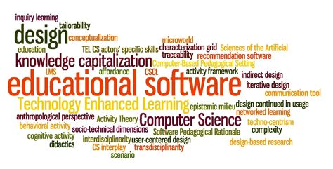 computer science  educational software design