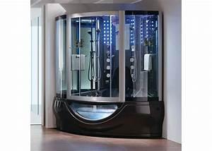 eclairage led douche italienne finest leroy merlin miroir With carrelage adhesif salle de bain avec ruban led fin