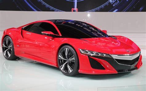 Honda Nsx 2015 Acura by New Acura Nsx 2015 Honda Nsx 2015 Locos Engine
