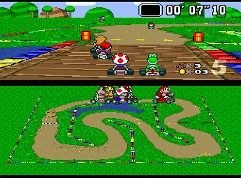 Super Mario Kart Flg