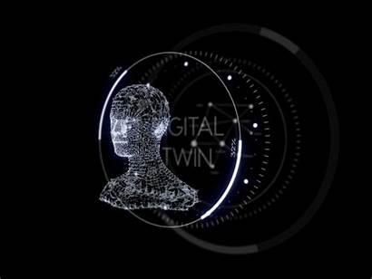 Digital Twin Animation Management Comp System Machine