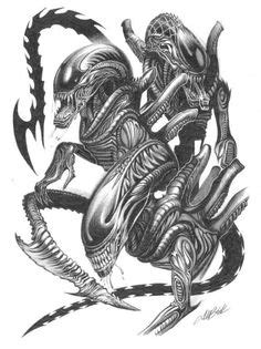 The 25 best Xenomorph Symbol Tattoos images on Pinterest