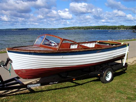 Skiff Lake Rocks by Is This The Year Of The Sea Skiff Classic Boats Woody