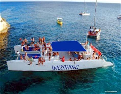 Catamaran Excursion Jamaica by Falmouth Jamaica Excursions