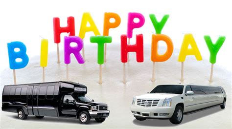 Birthday Limousine by Birthday Limousine Orange County Los Angeles County