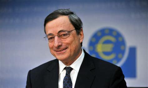 Mario Draghi: ci ha regalato 3 miliardi in più all'anno