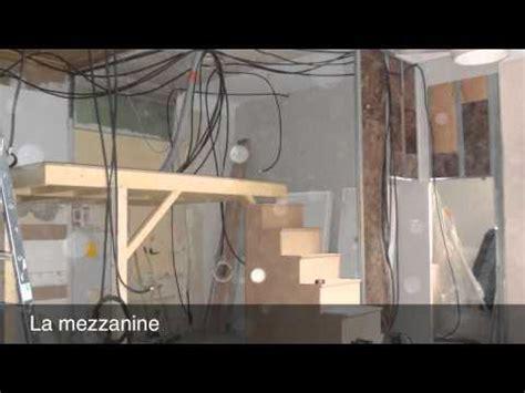 construire sa chambre création d 39 une mezzanine