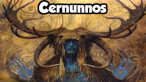 Cernunnos The Horned God of Celtic Mythology - (Celtic ...