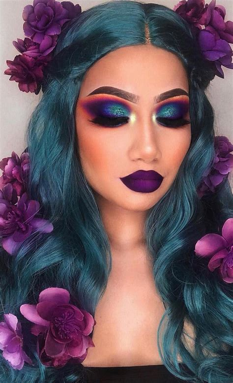 fun colorful eyeshadow ideas  makeup lovers  page    lasdiestcom daily