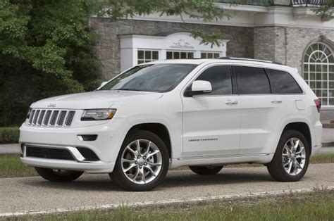 jeep suv 2016 price 2016 jeep grand cherokee review ratings specs prices
