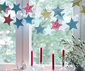 Deko Mit Sternen : die besten 25 sternen girlande ideen auf pinterest ~ Lizthompson.info Haus und Dekorationen