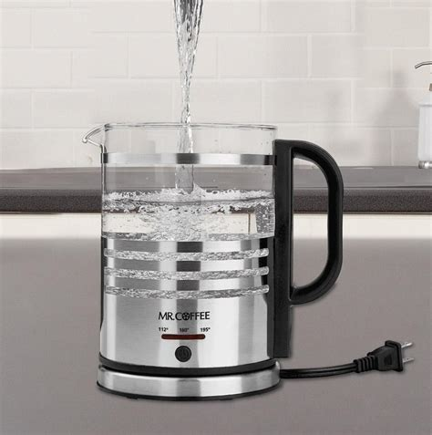 coffee french mr water press electric kettle amazon bvmc plunger