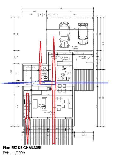 hauteur des prises dans une cuisine dessiner des plans fonctionnels conseils thermiques