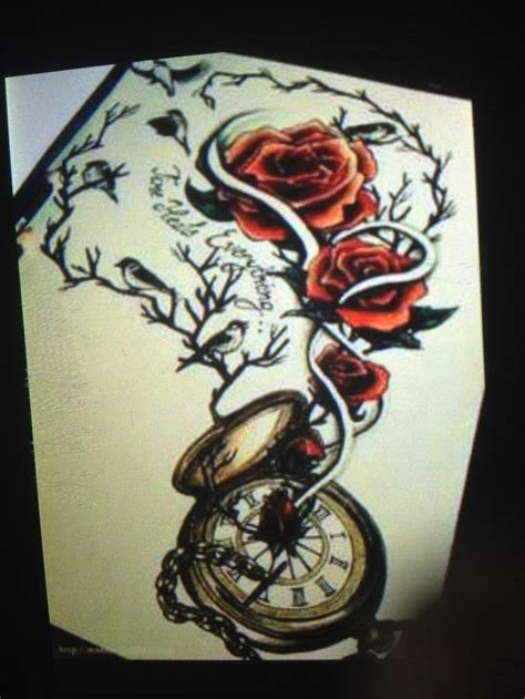 images  clock tattoos  pinterest clock owl clock  tattoo clock