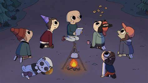Cartoon Network's 'summer Camp Island' Speaks To People