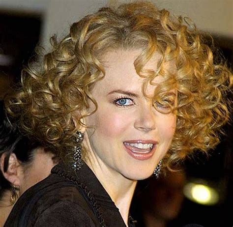 ideas  fine curly hairstyles  pinterest