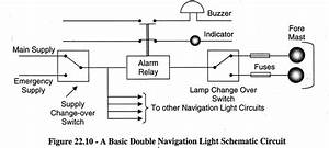 Marine Navigation Light Wiring Diagram