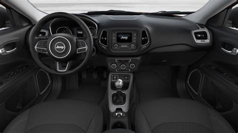 2018 Jeep Compass Latitude Vs. Sport Trim
