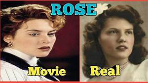 real vs movie rose | real life titanic passengers and crew ...
