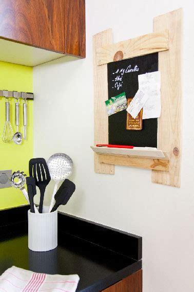 tableau ardoise deco cuisine tableau ardoise a fabriquer avec cagette pour la cuisine