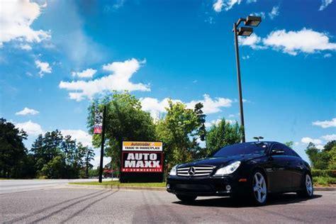automaxx   carolinas car dealership  summerville
