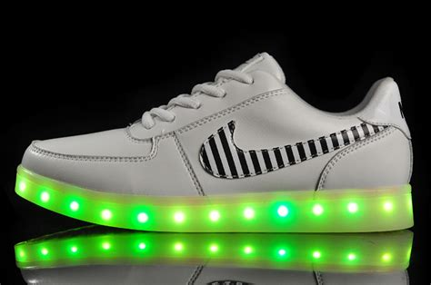 nike led light up shoes nike led rechargeable light shoes in 315397 for 100
