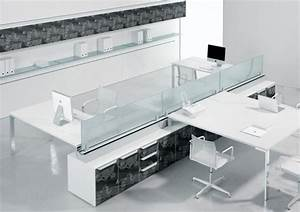 Bureau Contemporain Design : buromedia ameublement de bureau design et contemporain burom dia ~ Teatrodelosmanantiales.com Idées de Décoration