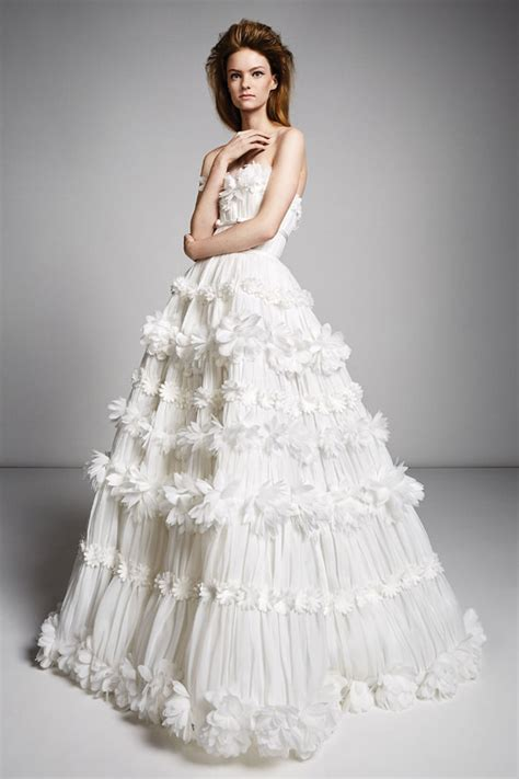 viktor rolf fall bridal collection tom lorenzo